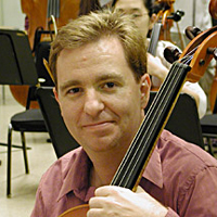 Chris Allen, cello