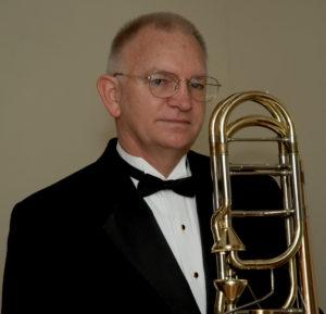 Dave Rollins, bass trombone
