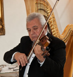 Alexandru Robul, violin