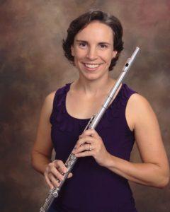 Mila Olson, flute and piccolo