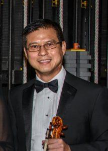 Phong Mach, violin