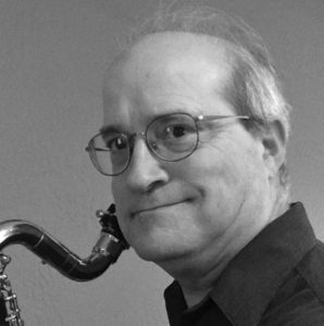 Robin Houston, bass clarinet