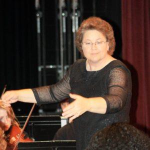Pamela Buck, violin