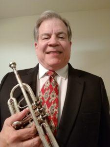 John G Scott, trumpet