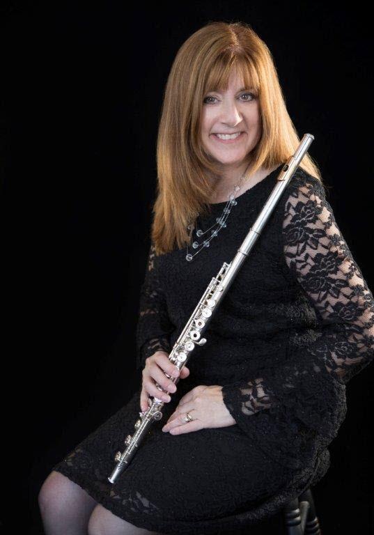 Francesca Anderson, flute